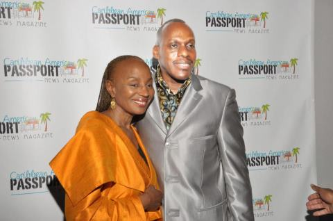Susan Taylor and Alvin Bell